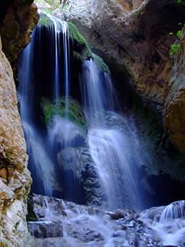 Водопад Агсу, Голестан