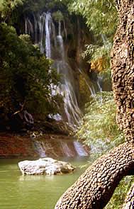 Водопад Бише, Луристан